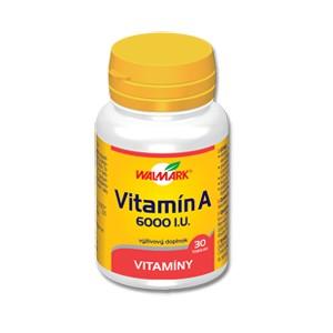 Vitamín A 6000 I.U.