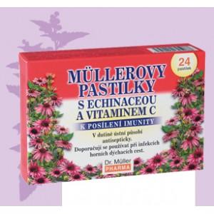 Echinacea, Vitamin C