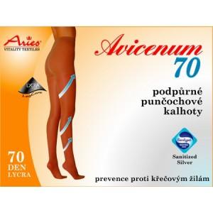 AVICENUM 70 pančuchové nohavice