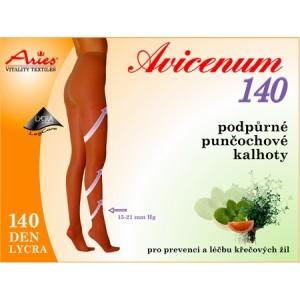 AVICENUM 140 pančuchové nohavice