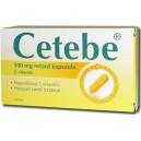 CETEBE Vitamín C 500mg