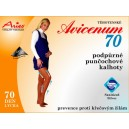 AVICENUM 70 tehotenské pančuchy